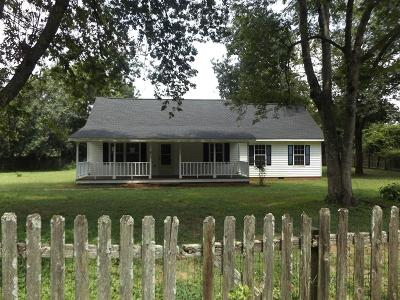 New Ellenton Single Family Home For Sale: 803 Old Whiskey Road