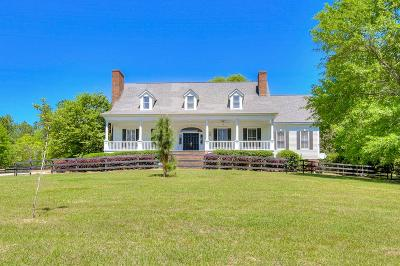 Aiken Single Family Home For Sale: 1100 Grasmere Court