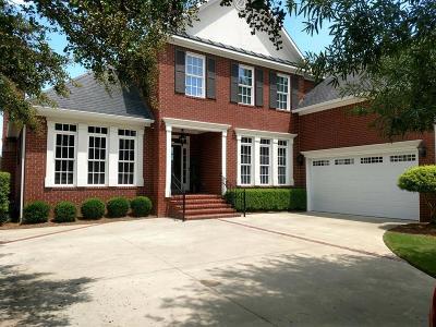 North Augusta Single Family Home For Sale: 441 E Shoreline Dr