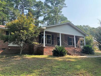 North Augusta Single Family Home For Sale: 909 Dunbarton Dr