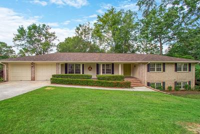 North Augusta Single Family Home For Sale: 808 Greenwood Drive