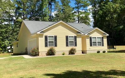 North Augusta Single Family Home For Sale: 220 Cheves Creek Circle