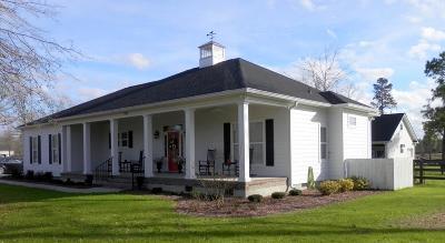 Aiken Single Family Home For Sale: 9155 Bayboro Circle
