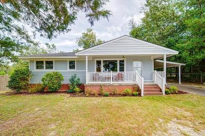 North Augusta Single Family Home For Sale: 139 Rosemary Ln.