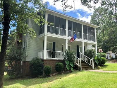 North Augusta Single Family Home For Sale: 115 Country Place Dr