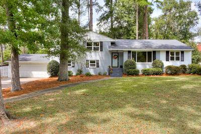 North Augusta Single Family Home For Sale: 906 Holliday Drive