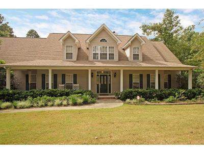 Aiken Single Family Home For Sale: 1002 Eastwood