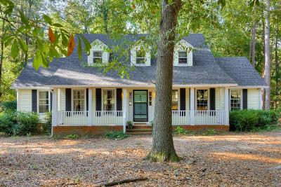 North Augusta Single Family Home For Sale: 102 Country Place Dr