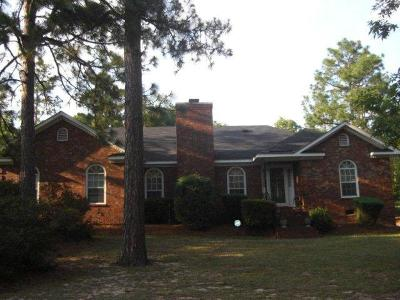 North Augusta Single Family Home For Sale: 2101 Howard Mill Rd