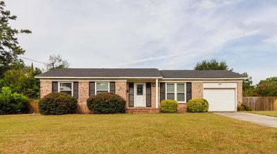 North Augusta Single Family Home For Sale: 680 Hampton Circle