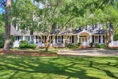 Aiken Single Family Home For Sale: 1000 Whiskey Road