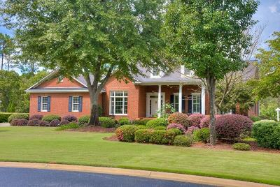 Aiken Single Family Home For Sale: 1112 Earlmont Dr.
