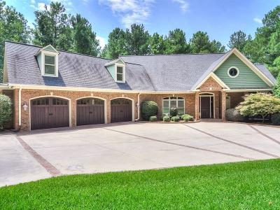 North Augusta Single Family Home For Sale: 121 Collin Reeds Rd