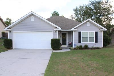 North Augusta Single Family Home For Sale: 190 Sudlow Hills Ct