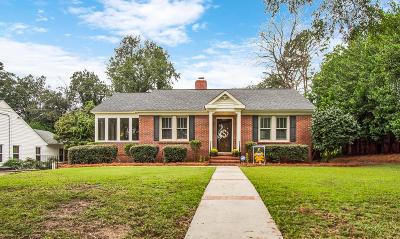 North Augusta Single Family Home For Sale: 1014 Marshall Avenue