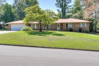 Aiken Single Family Home For Sale: 1449 Moultrie Drive
