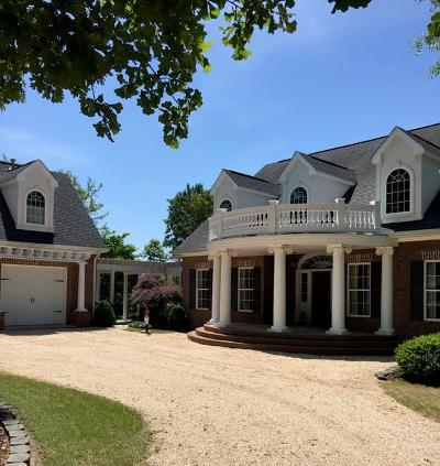 Aiken Residential Lots & Land For Sale: Lot 23 Kings Ridge