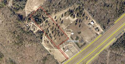 Aiken Residential Lots & Land For Sale: 1149 A Cumbee Trail Rd