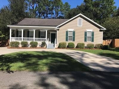 Aiken Single Family Home For Sale: 184 Governors Ln NW