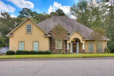 North Augusta Single Family Home For Sale: 3293 Maplewood Drive