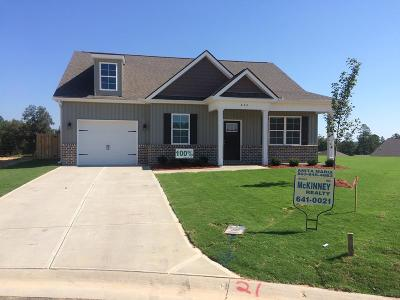 Aiken Single Family Home For Sale: 622 Boone Ct