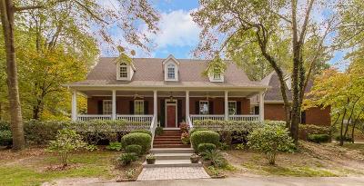 Aiken Single Family Home For Sale: 170 Paddocks Bend