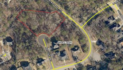 North Augusta Residential Lots & Land For Sale: 305 Bight Court