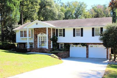 Aiken Single Family Home For Sale: 632 Sandhurst Pl SW