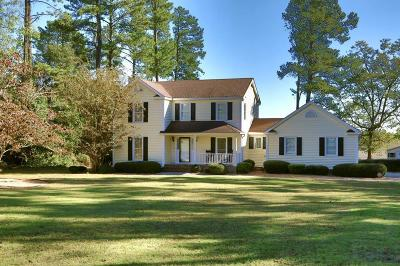 North Augusta Single Family Home For Sale: 533 West Five Notch Road