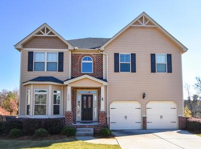 North Augusta Single Family Home For Sale: 129 Gustav Court