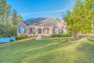North Augusta Single Family Home For Sale: 47 Wildmeade Court