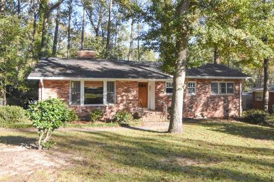 North Augusta Single Family Home For Sale: 803 W Woodlawn Avenue