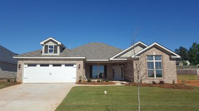 North Augusta Single Family Home For Sale: 458 Bridle Path Rd