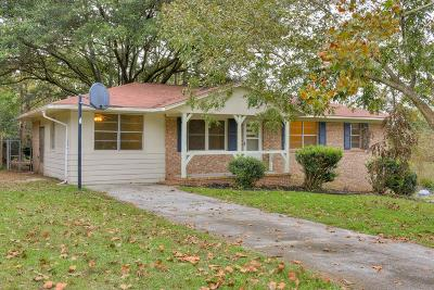 North Augusta Single Family Home For Sale: 438 Malone Ave