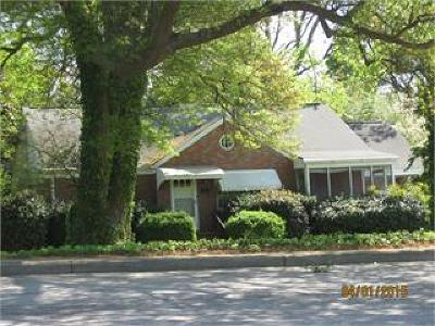North Augusta Single Family Home For Sale: 1123 Carolina Ave