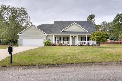 Aiken Single Family Home For Sale: 410 Misty Morning Ct