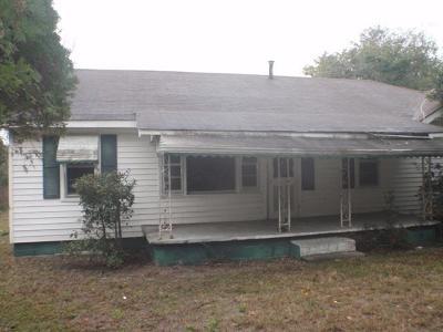New Ellenton Single Family Home For Sale: 406 Green Street