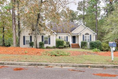 Aiken Single Family Home For Sale: 311 Old Thicket