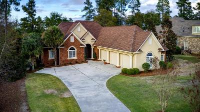 Aiken Single Family Home For Sale: 125 East Pleasant Colony Drive
