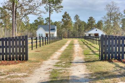 Aiken Single Family Home For Sale: 805 Paddock Club Parkway