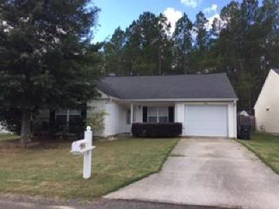 Aiken Single Family Home For Sale: 314 Beryl Drive