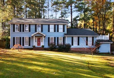 Aiken Single Family Home For Sale: 103 Recreation Drive