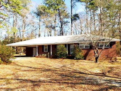 Aiken Single Family Home For Sale: 1862 Columbia Hwy N