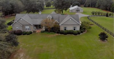Aiken Single Family Home For Sale: 1219 Stiefel Road