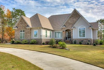 Aiken Single Family Home For Sale: 118 Periwinkle Court