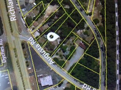 Aiken Residential Lots & Land For Sale: 25 Augusta Road