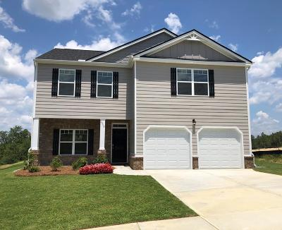 Aiken Single Family Home For Sale: 3089 White Gate Loop