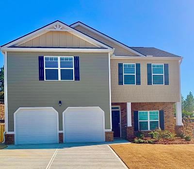 Aiken Single Family Home For Sale: 3088 White Gate Loop
