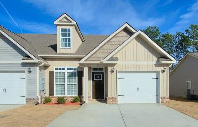 Aiken Single Family Home For Sale: 125 Brow Tine Court