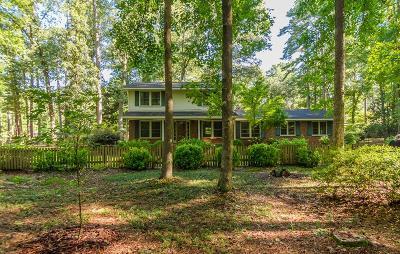 Aiken Single Family Home For Sale: 2131 Dibble Road